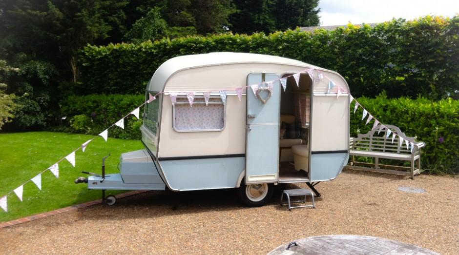 Gate Street Barn - Caravan Photo Booth