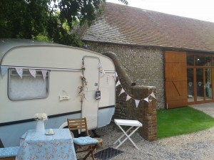 sussex caravan photo booth hire